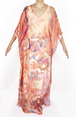 "60"" Kaftan Edged"